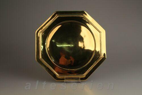 Villeroy /& Boch Gallo Leonardo Bronze Platzteller groß messingfarben 29,2x29,..