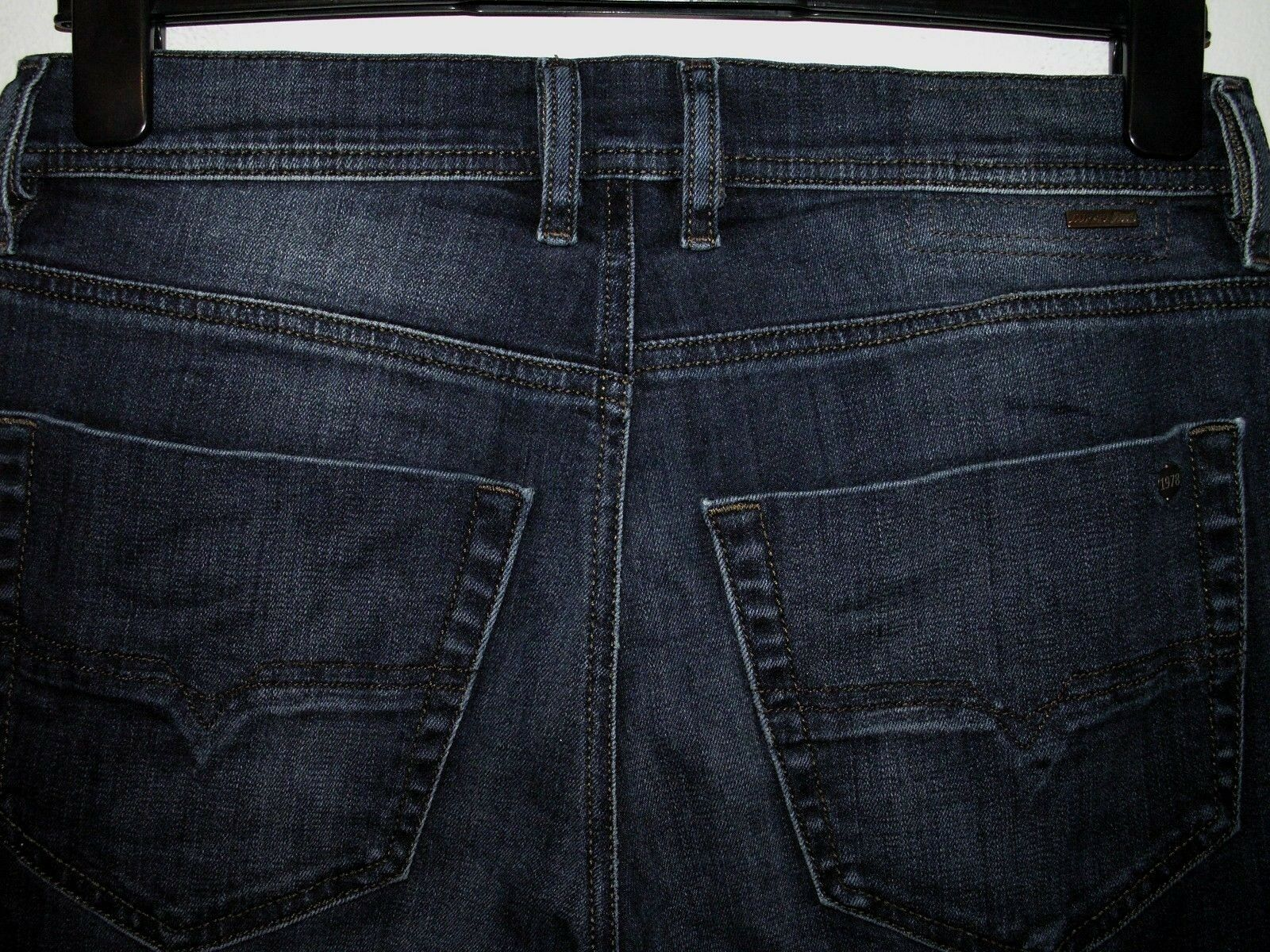 Diesel tepphar slim-carred fit jeans wash 0814W stretch W29 L32 (a4217)