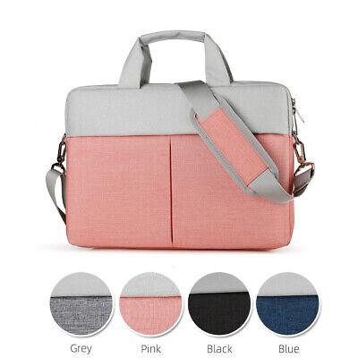 """15.6/"""" 17.3/""""Notebook laptop Messenger Pouch Shoulder Case Bag Handbag For Dell HP"""