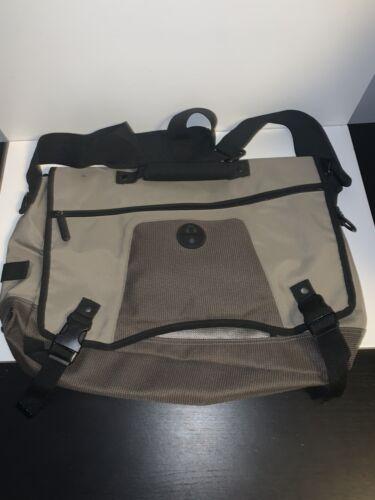 Gap Laptop Messenger Bag Crossbody Bag Tan vintage - image 1