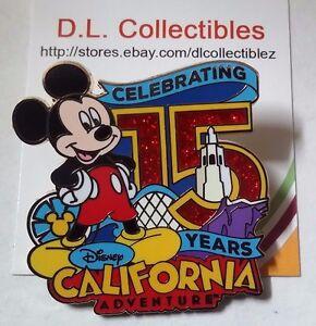 Disney-Mickey-Celebrating-15-Years-California-Adventure-Cast-Exclusive-Pin