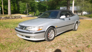 2000 SAAB 9-3  2.0 Turbo  Automatic 1800$
