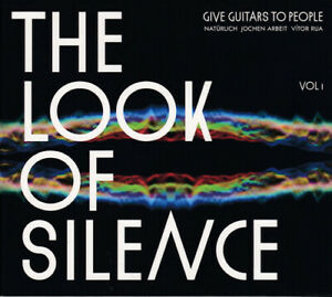 Give Guitars to People - Look Of Silence [New CD]