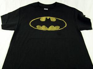 Mens-DC-Comics-Originals-Super-Hero-BATMAN-Distressed-T-Shirt-Any-Size-M-2XL