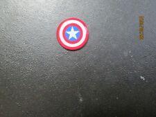 GOLF / Captain America Shield Logo Golf Ball Marker New!!
