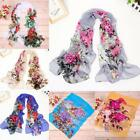 Chinese New Fashion Lady Long Wrap Women's Shawl Scarf Girl's Chiffon Scarves