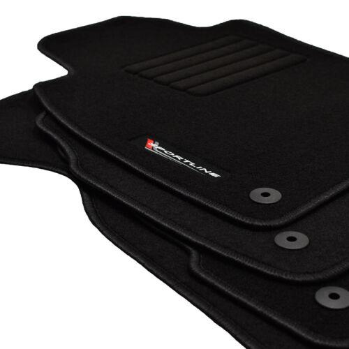 1997-2005 Nattes pros velour spline tapis de sol pour Audi a6 c5 4b avant ab Bj