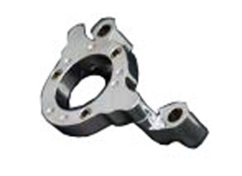 """DM-35 breather bracket chrome Big Twin 3 piece w// adjustable arms fit S/&S 100/"""""""