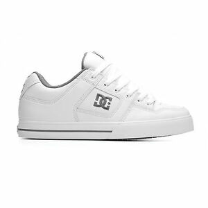 DC-Pure-HBW-Low-Top-Schuhe-Skateschuh-Sneaker-White-Skater-Shoes