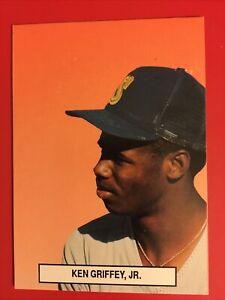 1989 Premier Player '89 Set #2 #6 Ken Griffey Jr RC Broder A031 Rare Rookie Card