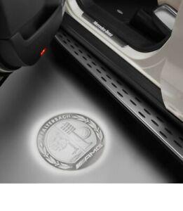Mercedes-GLA-X156-AMG-DEL-Projecteur-Porte-Eclairage-Mercedes-Genuine-NEW