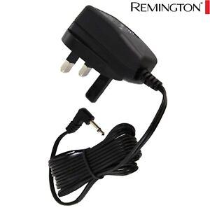 Remington-PA3215U-Cable-De-Alimentacion-Cargador-3-Pin-Enchufe-para-MB320C-Original-Nuevo