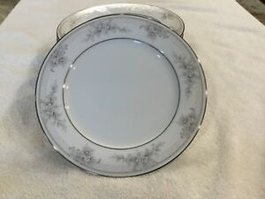 "Sweet Leilani by Noritake 8 3/8"" Salad Plate Pattern #3482"
