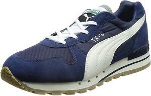 Navy Sneakers Running Shoes SZ