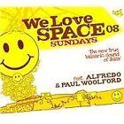 Alfredo - We Love Space '08 (2008)