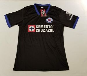 19061b8a416 Image is loading Cruz-Azul-Away-soccer-Jersey-la-maquina-Futbol-