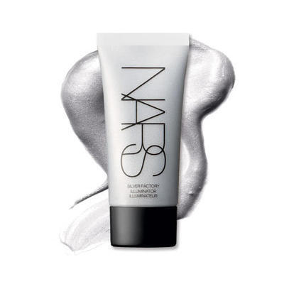 NARS Mini Illuminator 15ml Silver Factory