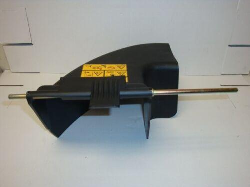 """117-4160 Toro 20/"""" e-Cycler Cordless Electric Mower Rear Deflector Chute"""