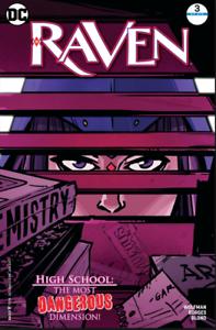RAVEN-3-DC-COMICS-2016-COVER-A-1ST-PRINT-RARE