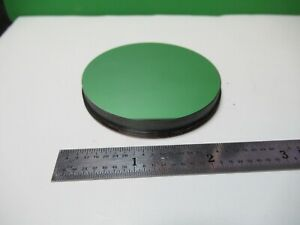OPTICAL-MIRROR-BAUSCH-LOMB-MICROSCOPE-PART-OPTICS-AS-PICTURED-amp-18-A-30