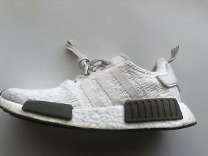711c1eb6991 ADIDAS NMD R1 CHAMPS EXCLUSIVE CHALK WHITE OLIVE SIZE 8 889773425285 ...