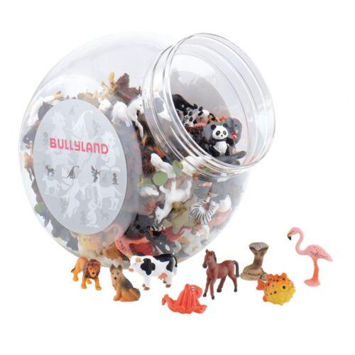 etc. Bullyland micro animales concentre figura 3 cm animal personaje vaca león tiger elefante