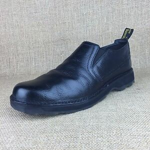 Dr Martens Jethro Us 13 M Eur 47 Black Waxy Leather Airwair Boots Mens Shoes Black