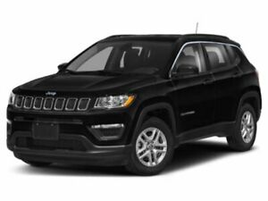 2021 Jeep Compass | 80TH ANNIVERSARY 4x4 | LEATHER | PANO SUNROOF |