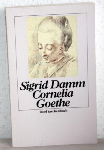 1 von 1 - Sigrid Damm - CORNELIA GOETHE