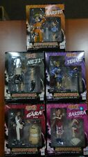 MEGAHOUSE COLLECTIVE FILE DX NARUTO FIGURE SET OF 5