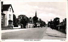 Kenilworth. Warwick Road # KW 52 by Tuck.