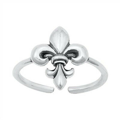 Dragonfly Ring Genuine Sterling Silver 925 Oxidized Selectable Face Height 6 mm