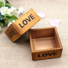 New Garden Planter Plant Planting Flower Succulent Pot Trough Box Wood Case Bed