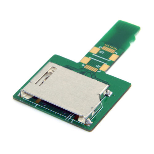 Standard SD Card Socket Female to Micro-SD TF  Memory Card Kit Extension Adapter