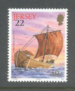 The-Romans-Roman-MerchantShip-Sailing-vessel-mnh-Jersey-2000