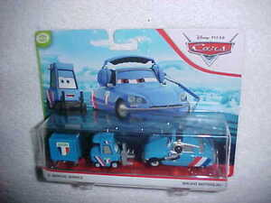HW-DISNEY-PIXAR-CARS-034-E-MANUAL-MANIEZ-amp-BRUNO-MOTOREAU-034-w-TOOL-BOX-VHTF-NEW-CAR