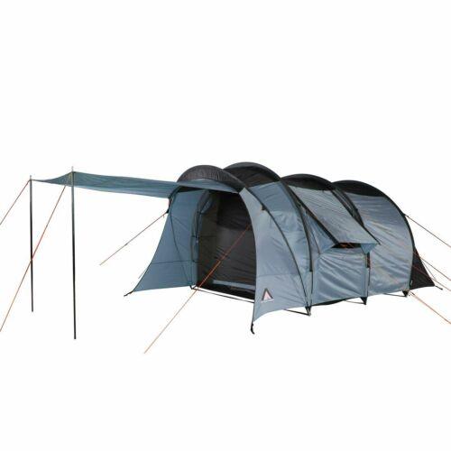 Oslo 5 Personen Tunnelzelt Zelt Familienzelt Campingzelt wasserdicht 5000mm