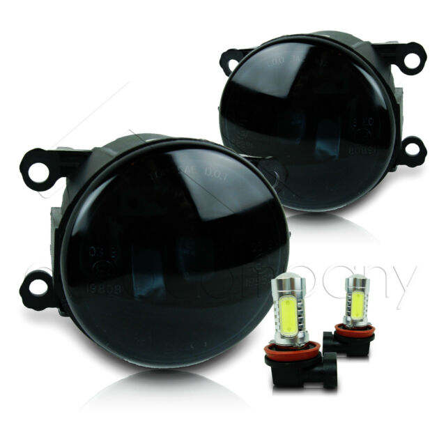 For 2010-2015 Acura RDX Replacement Fog Lights W/COB Bulbs