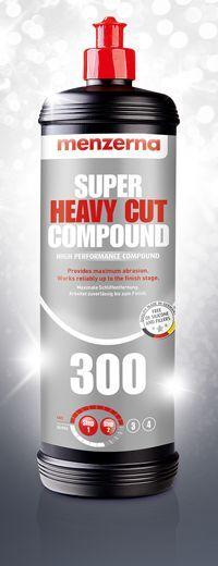 Menzerna S 300 - 250 ML - Polish/Super Cut - Free Taxe