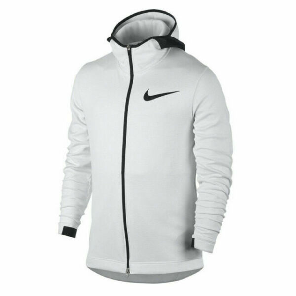 926469 010 SIZE L NIKE THERMA FLEX SHOWTIME MEN/'S BASKETBALL JACKET