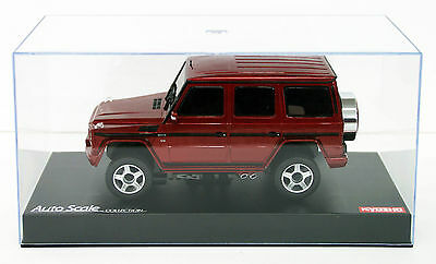 Kyosho Mini Z MVP7R OVERLAND Mercedes-Benz G55L AMG Red