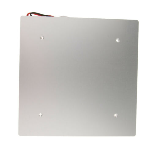 310*310mm 12V 220W Heat Bed Heatbed Hot Plate Aluminum /& Cable for CR-10