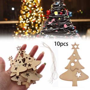 Teile-aus-Holz-Holzschnitt-aus-Holz-Der-Weihnachtsbaum-Frohe-Weihnachten