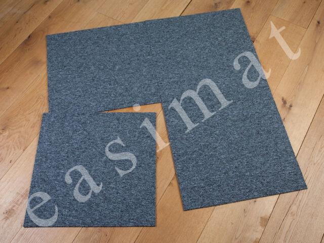 Carpet Tiles Heavy Duty Home Shop Office 5 SQM Reception Industrial 20 tiles New