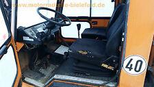 Ersatzteile LADOG G129 PS / Multicar Kramer Tremo Hansa: 1x Fahrersitz Sitz ISRI