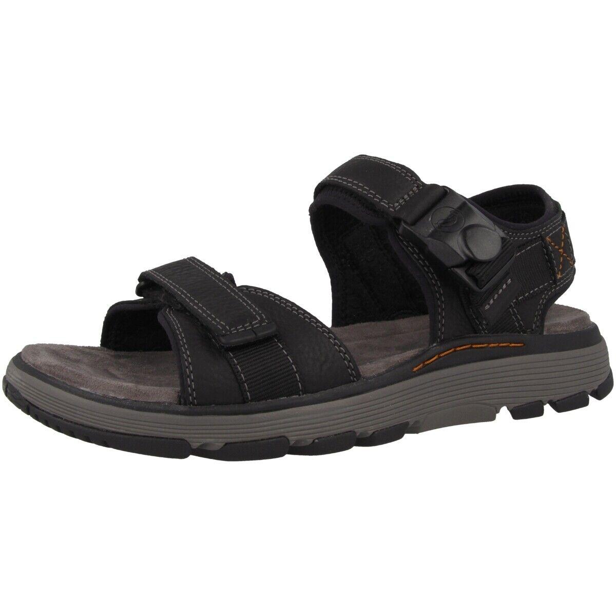 Clarks Un Trek Part Schuhe Men Herren Sandale Hiking Trail Sandalette 26132612