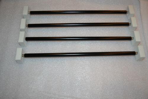 4 PC RICOH AFICIO,MPC2030,MPC2050,MPC2051,MPC2530,MPC2550 PRIMARY CHARGE ROLLER