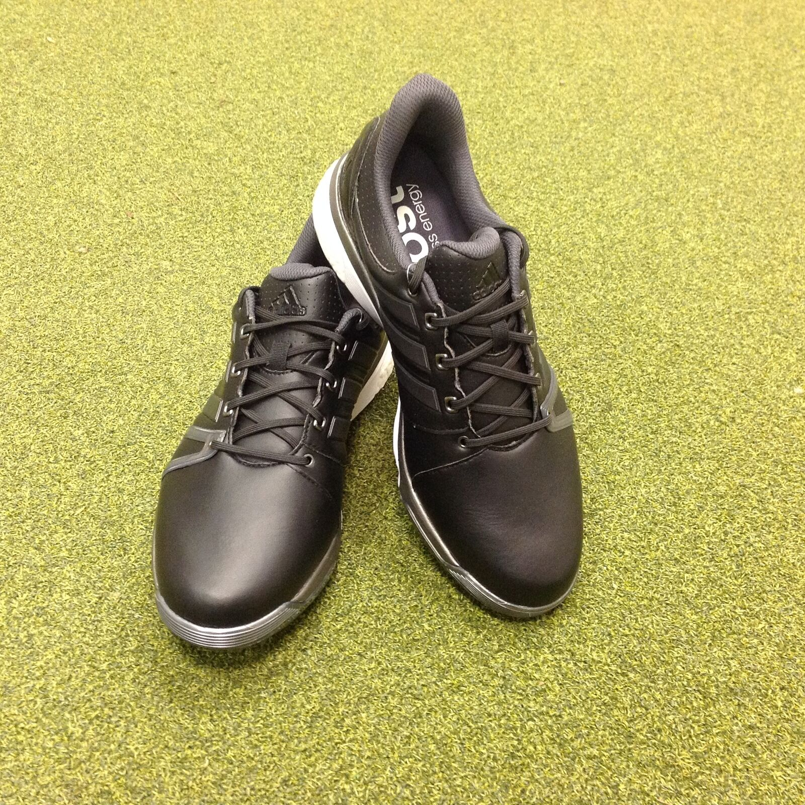 NUOVO Adidas Da Adipower Boost 2 Scarpe Da Adidas Golf-misure (wide) - US 9-EU 42 2/3 d4e9da