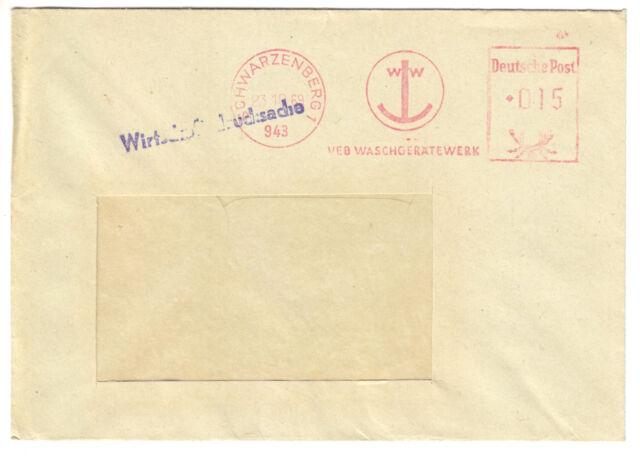 drei verschidene AFS, VEB Waschgerätewerk Schwarzenberg, 1969 / 1973 / 1979