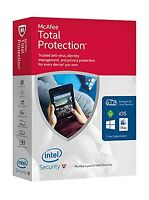 Mcafee 2016 Total Protection Unlimited Devices Key Code Pc/mac Free Shipping